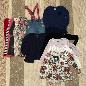 13 piece, Bundle of name brand 3T clothes
